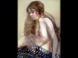 Janet Agnes Cumbrae Stewart Nude for Adult Nocturne No.5 CHOPIN