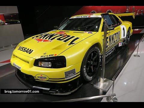 Pennzoil Nismo GT-R R34