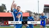 Ebbsfleet United 0-1 Salford City The National League 020319