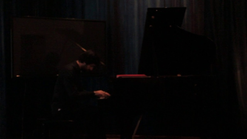 Screet Tango (А.Piazzolla) - Алексей Протасов (Рояль) - Вячеслав Ткач