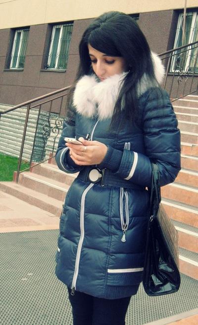 Натела Абуладзе, 16 октября 1995, Тюмень, id133922663