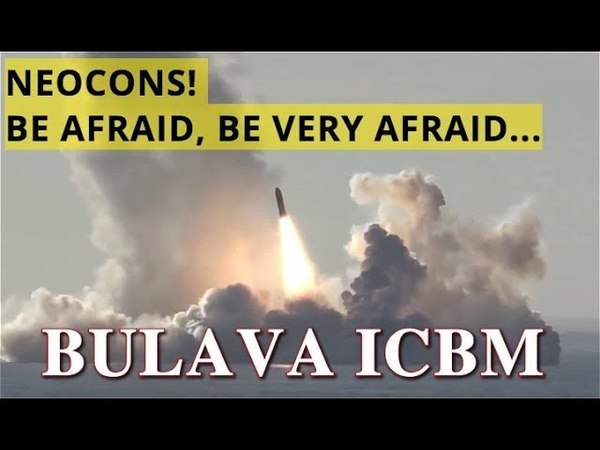 BREAKING Russia's Submarine Successfully Tests Four Bulava ICBMs in Salvo