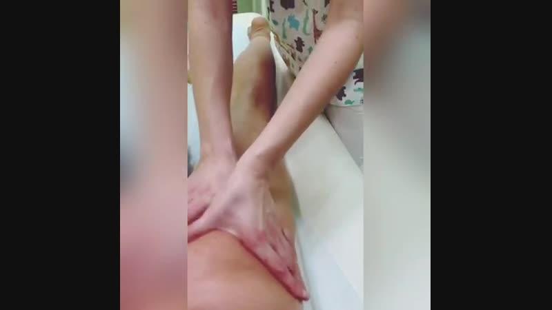 Антицеллюлитный массаж(ручной)
