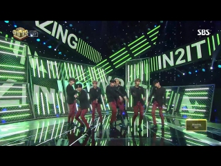 IN2IT - Amazing @ Inkigayo 171029