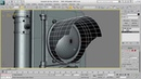 3dmotive Library Sample - Intro to High Poly Modeling in 3ds Max (Part 12 of 15)