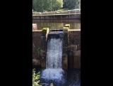 Лаппенранта водопад шлюз