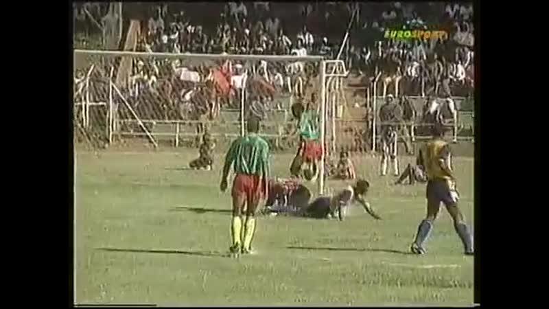 17 01 1993 Свазиленд Камерун
