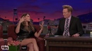 Elizabeth Olsen Teaches Conan Russian Curse Words