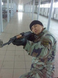 Гриша Агабекян, 13 марта 1999, Москва, id175234248
