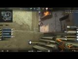 Na`Vi 2nd pistol round vs North, de_mirage @ ESL Pro League
