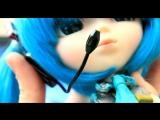 Кукла Хацунэ Мику Вокалоид Коллекционная Pullip Hatsune Miku Vokaloid