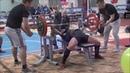 Petrova Anastasia total 515kg@57kg. Championship of Russia 2017