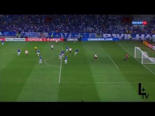 Cruzeiro 0 x 1 Flamengo - Gol  Melhores Momentos COMPLETO - Libertadores 2018
