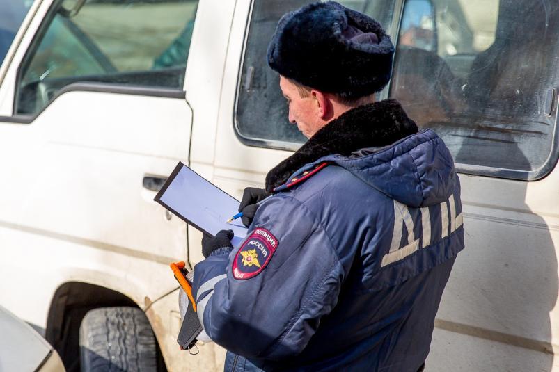 В Карачаево-Черкесии выявлено 1070 нарушений правил дорожного движения