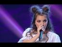 Meghan Trainor - All about that bass. Vezi cum cântă Ioana Bulgaru, la X Factor!