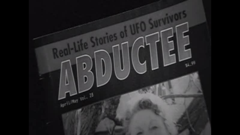 Майкл Кричгау разрушает веру Малдера в НЛО и за 5 минут рассказывает о политке США