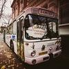 """Детский книжный автобус """"Бампер"""""""