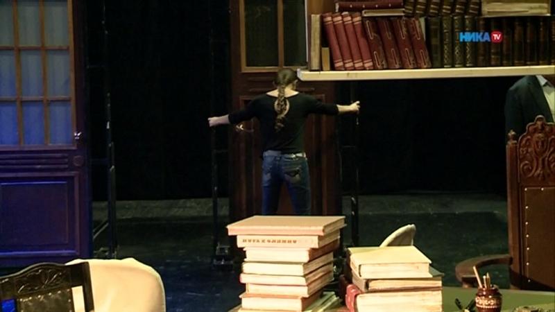 Гастроли Тульского театра