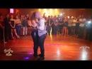 Romeo Santos Ft Usher - Promise - Ataca y La Alemana. Bachata dance HD