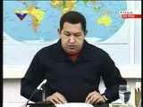 Chavez Caso Libia y le habla a Europa