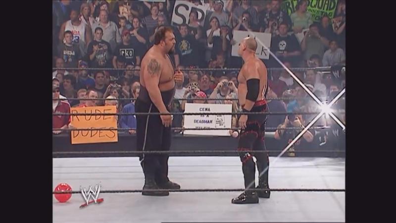 Kane Attack Lilian Garcia Raw 2006