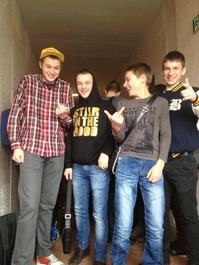 Алексей Сахончик, 14 декабря , Минск, id166073690