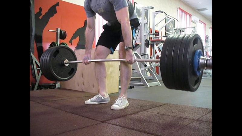 230kg DeadLift 29092018