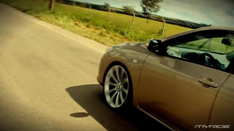 MyRide - Novo Corolla com rodas aro 20
