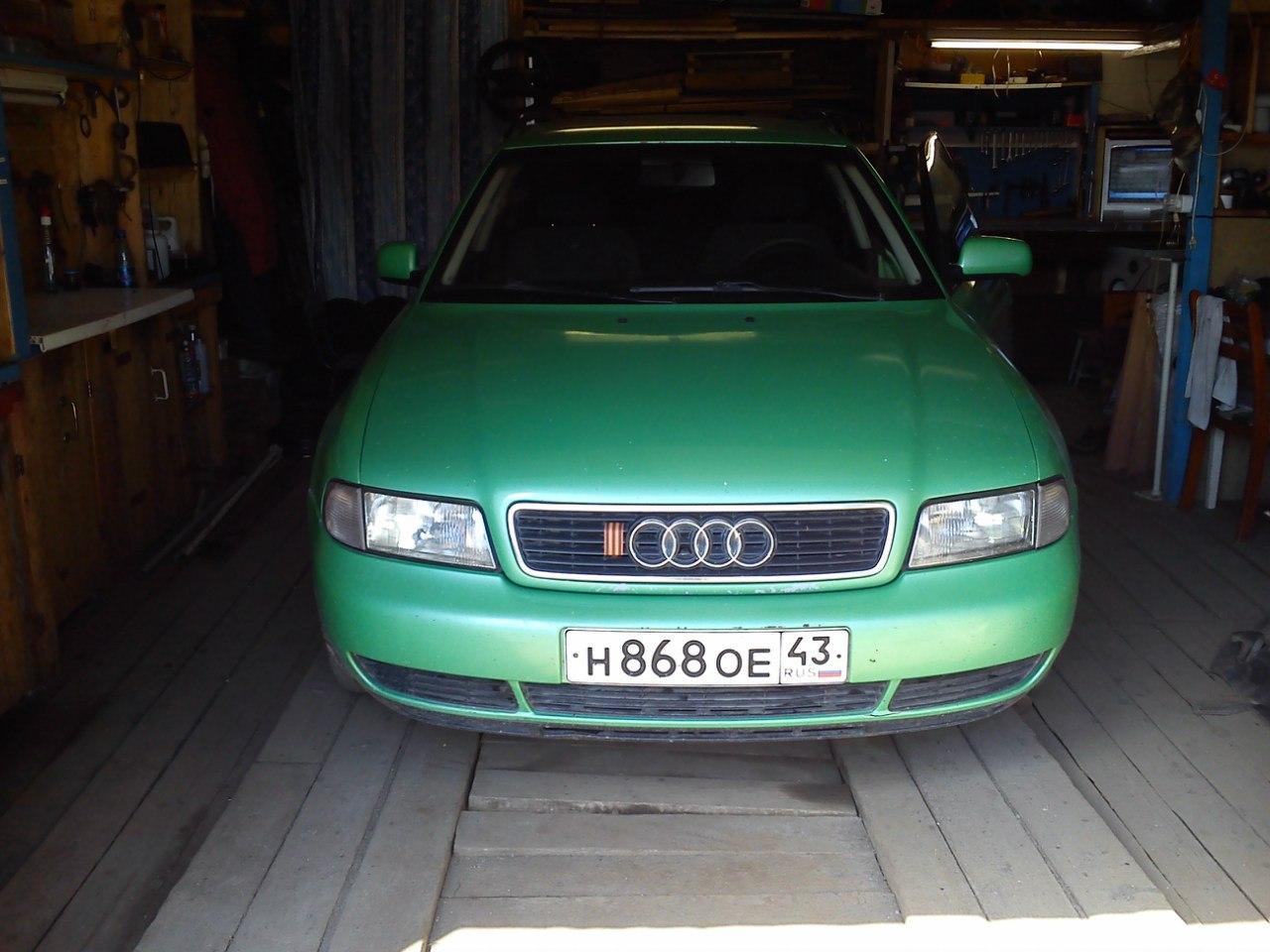 "Audi A4 Avant -""Авдотья"" - Страница 7 EDcOJZWRw4k"