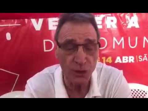 Lula ou NADA ! Herson Capri, ator da globo, defende o legado de LULA.