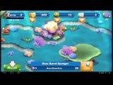 Nemo's Reef Немо  Подводный мир - Обзор Игры на Андроид, HD Геймплей