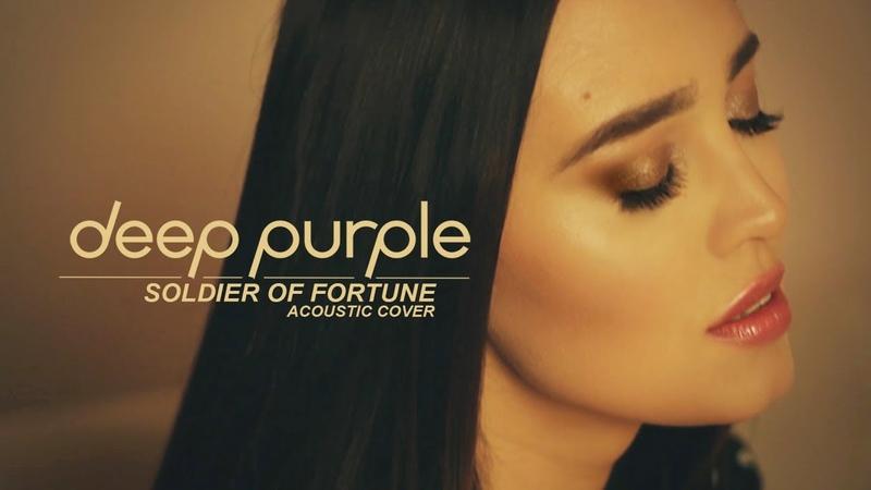Deep Purple - Soldier of Fortune (cover by Sershen Zaritskaya)