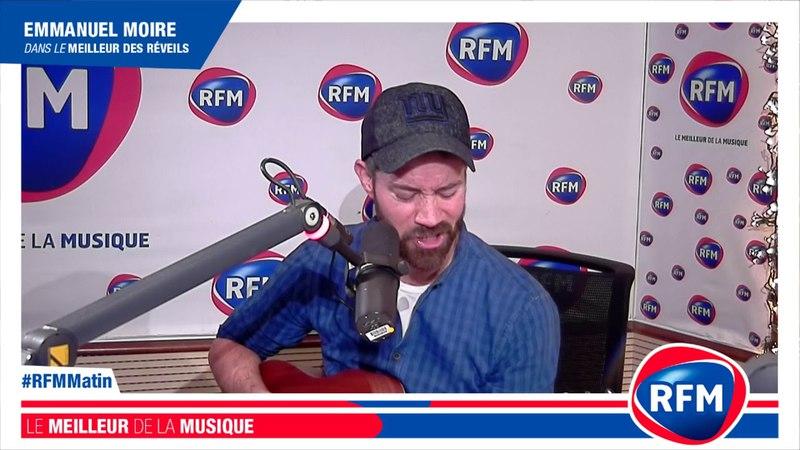 Emmanuel Moire - ''Beau Malheur'' - SESSION ACOUSTIQUE RFM