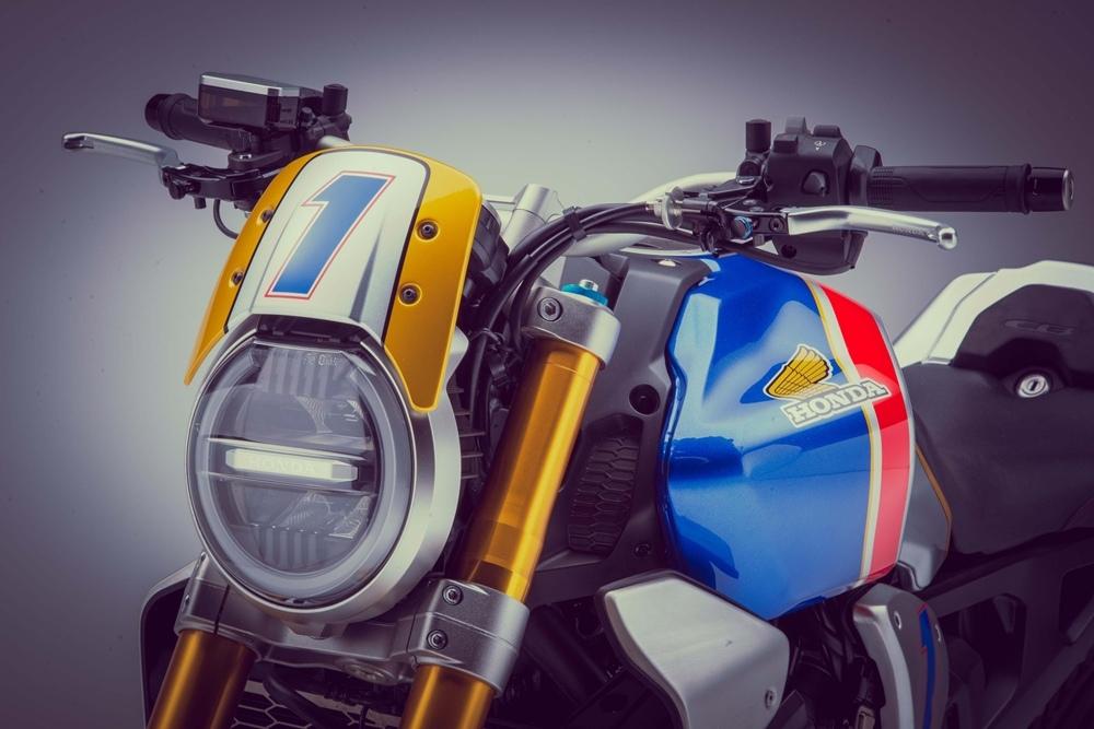 Мотоцикл Honda CBR1000R Glemseck