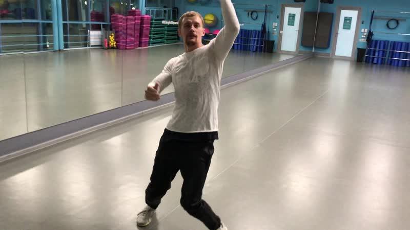 СТЕП ТАЧ - Простое и крутое танцевальное движение (обучение) - ТанцКрафт