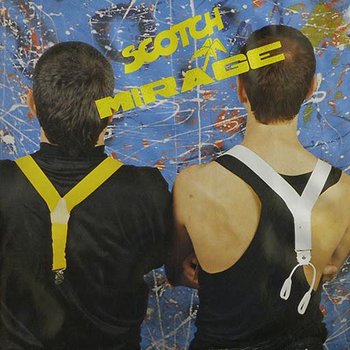 Scotch альбом Mirage