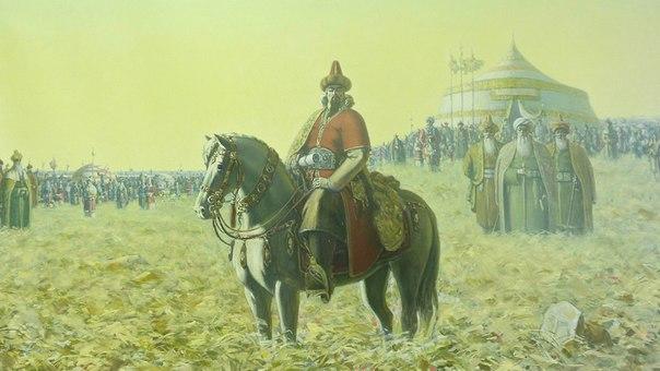 Тәуке хан заманында қазақ ордасында 32 қала болған