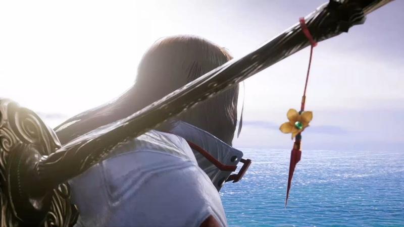 Полный ТРЕЙЛЕР Новый класс Warrior (Мастер Гнева) Blade and Soul Full Trailer