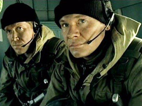 Спецназ (2002) Все серии