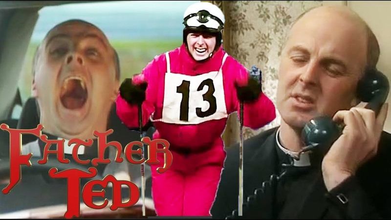 Every Time Father Larry Duff Dies - Father Ted
