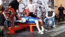 Кузеев Д.А. жим лежа 190 кг, в/к до 100 кг Рекорд России