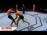#UFCBoise Niko Price