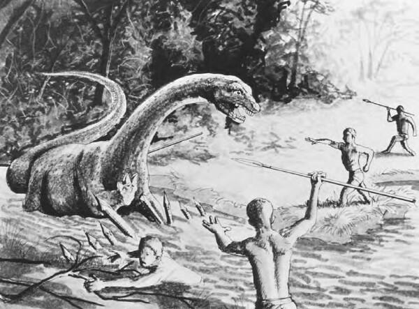 Кто поедает бегемотов в африканском Конго Путешественник Ганс Шомбургк происходил из обеспеченной и знатной семьи, но палатка в африканских дебрях влекла его куда сильнее, чем покой и карьера на