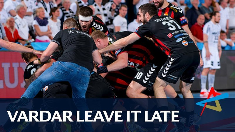 Vardar leave it late | Quarter-final | VELUX EHF Champions League 2017/18