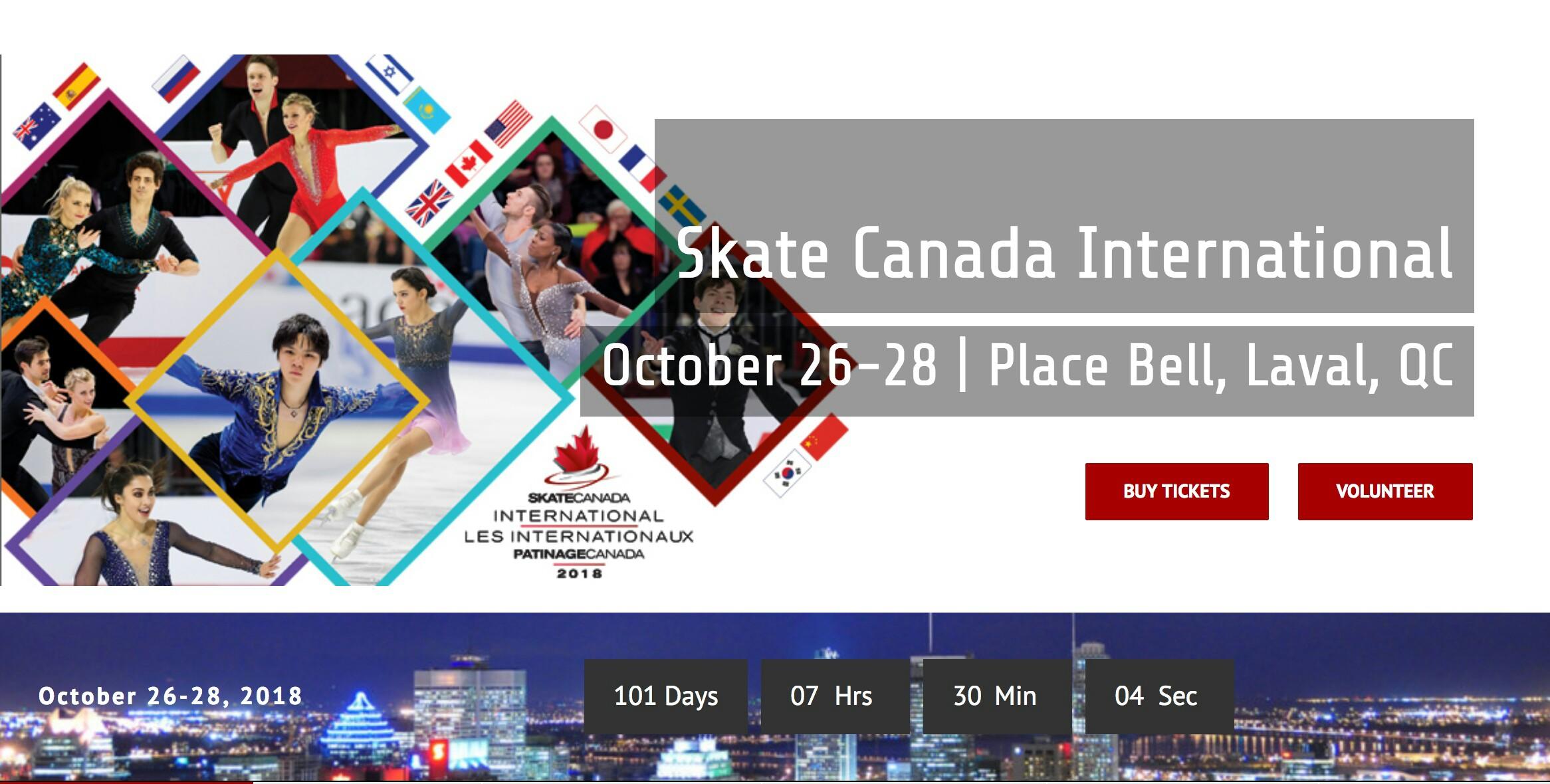 GP - 2 этап. Oct 26 - Oct 28 2018, Skate Canada, Laval, QC /CAN ATrl50JblRg