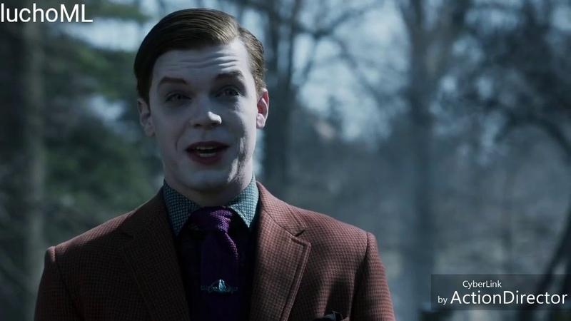 Gotham jeremaih asesina a gordon y se gana la confianza (latino)