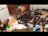 Спецоперация по пресечению канала поставок оружия в Россию