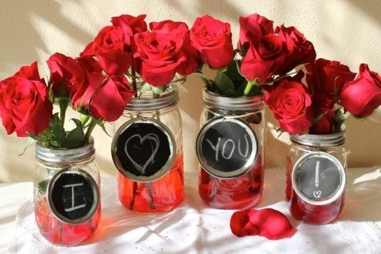 Романтический подарок для любимой своими руками