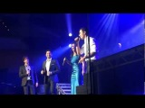 Bohemian Rhapsody - Ramin Karimloo, Stephen Rahman-Hughes and Lee Mead - Glasgow 14th November 2012