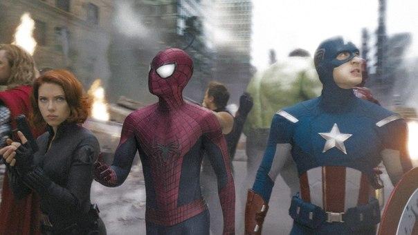 Мстители avengers marvel vk